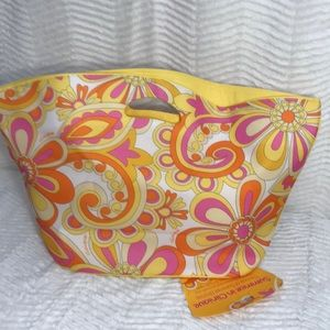 Clinique Bags - Clinique Flower Tote
